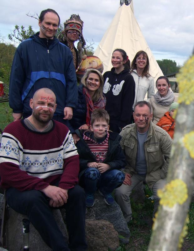 Naujoji indėnų gentis