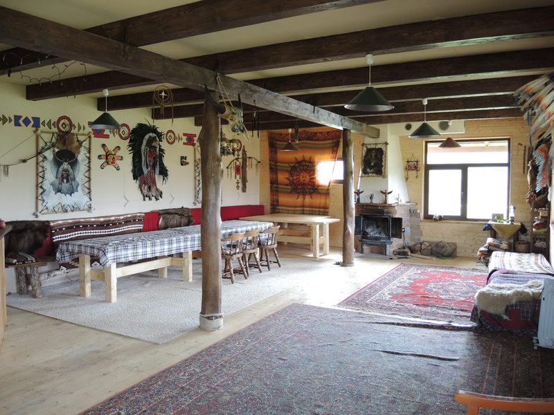 Žiemos rezidencija Vinetu kaime