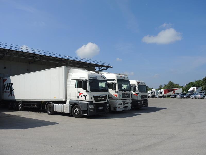 Vilniaus siuntų ir krovinių paskirstymo terminalas